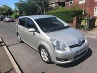 2008(58) Toyota Verso SR 2.2 diesel,1 keeper,full history immaculate condition