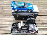 Kyosho radio controlled car