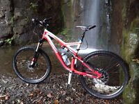 Specialized Stumpjumper FSR Comp 2011