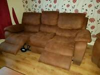 Sofa and armchair recliner