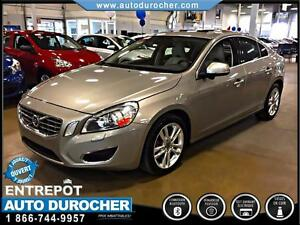 2012 Volvo S60 AUTOMATIQUE CUIR TOIT OUVRANT AWD