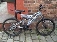 Mountain Bike Silver Fox SFX Drift