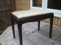 Stag Minstrel dressing table stool