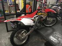 2012 crf 250 efi fuel injection excellent condition throughout