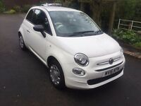 Fiat 500 1.2 Pop 3dr in pristine condition...looking for a quick sale