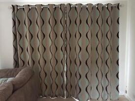 Curtains 72 X 90