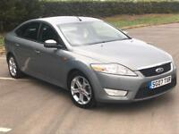 2007 FORD MONDEO 2.0 TDCI ZETEC (140) MOT FEBRUARY 2019 ( NEW SHAPE)