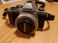 Olympus OMD EM10