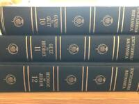 Encyclopaedia Britannica complete set