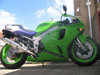 ZX7R 750 P3 1999 £1400 no offers