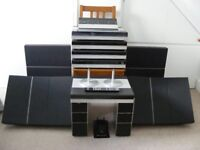 Bang & Olufson 5500 Series Stereo System
