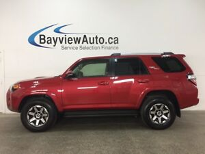 2018 Toyota 4Runner SR5 - HITCH! SUNROOF! HTD LTHR! NAV! DIFF...