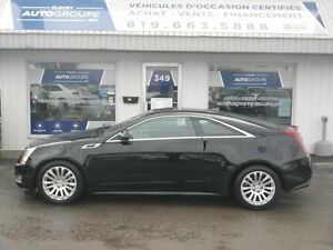 2011 Cadillac Coupé CTS De performance  Auto