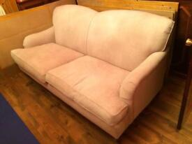 Marks & Spencer double settee + 1 couch
