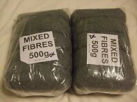 WOOL / YARN FOR SALE MAINLY UNLABELLED SIRDAR IN 500G PACKS