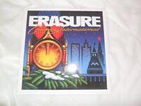 Erasure Crackers International vinyl single