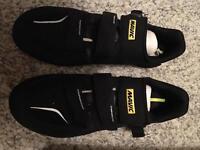 Mavic Ksyrium Elite ladies Road bike shoes size 5