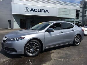 2015 Acura TLX TECH | AWD | TINT | SPOILER | ONLY49000KMS |
