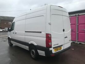 VW CRAFTER MWB 2013REG FOR SALE