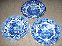 wedgwood queens ware plates