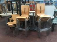 Stackable High Stools