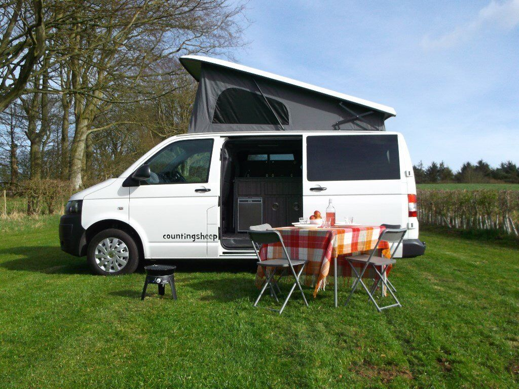 Campervan Hire In Scotland