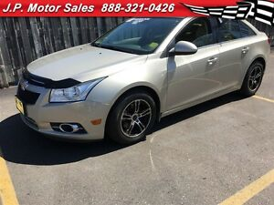 2014 Chevrolet Cruze Automatic, Leather, Sunroof, Diesel, 41,000