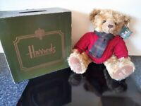 Harrods 20th Anniversary Collectible Teddy bear 2005