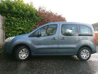 2009 Citroen Berlingo Multispace 1.6 HDI VTR (7 seater) - £2250