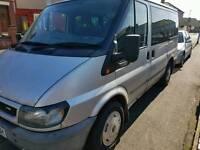 Tourneo 9 seater minibus
