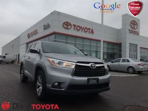 2015 Toyota Highlander LE AWD CONVINIENCE PACKAGE !