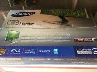 Samsung LED Monitor (S24D590PL) BRAND NEW