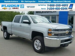 2017 Chevrolet SILVERADO 2500HD *Keyless Ent *Back Up Cam *Bluet