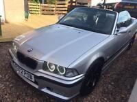 BMW 318i SPORT CONVERTIBLE E36 M3 REP £1750