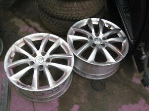 4 Used Mags wheels for Infiniti G35X G37 EX35 17pouces 17inch Québec Preview