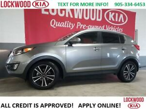 2016 Kia Sportage SX - DEMO CLEARANCE!!! TURBO, BLUETOOTH