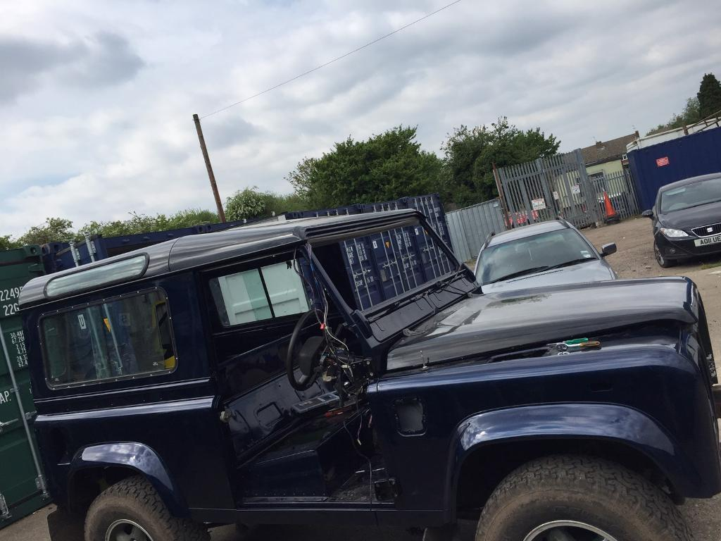 2002 Land Rover Defender 90 Td5 Breaking For Parts In