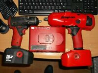 SNAP ON IMPACT GUN 1/2 AND IMPACT GUN 3/8 £350 NO OFFERS AS ITS SNAP ON