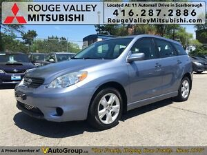 2008 Toyota Matrix XR, LOW MILEAGE, NO ACCIDENT !!!!!