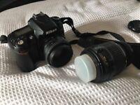 Nikon D90 + lenses