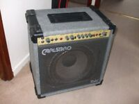 "Carlsbro Rebel 90 watt 1 x 12"""