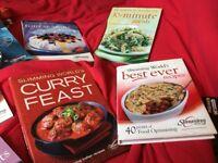 Slimming world books x 8