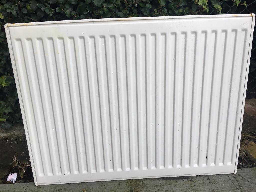 600h x 800l single premium compact panel radiator