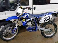 Yz450f 05 Road Legal Full mot