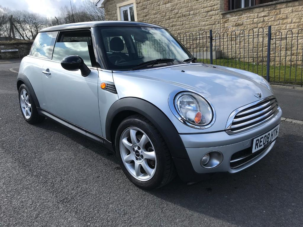 2008 08 Mini Cooper 16 D Diesel 20pound Years Tax Not Hdi Tdi