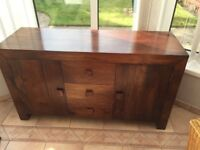 Wooden cabinet from Next , it's in very good condition
