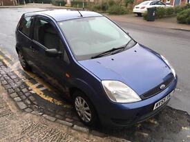Ford Fiesta studio 1.3 petrol 3 door