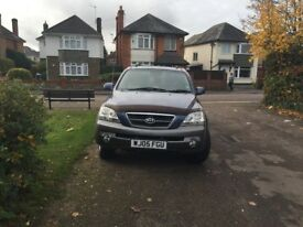 Kia Sorento 2.5 diesel, 2005 , Good condition, Low mileage