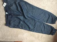 Size M gap new trousers