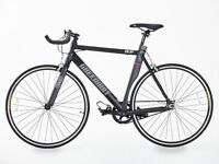 Aluminium fixed gear bike many colours, SUMMER SALE £199